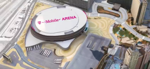 T-Mobile Arena Roof 2